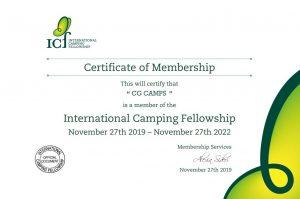 CG Camps chính thức trở thành thành viên của ICF - Hiệp hội trại hè quốc tế