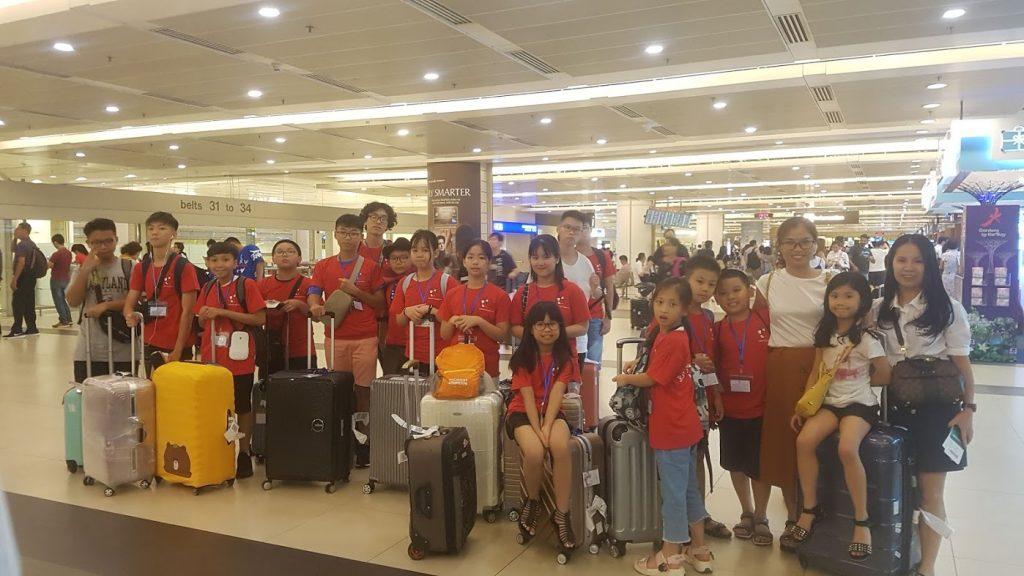 CÓ GÌ Ở TRẠI HÈ QUỐC TẾ CG CAMP 2020